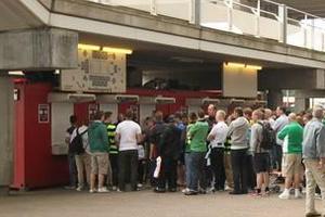 Stadionkassa geopend bij Ajax – FC Dordrecht