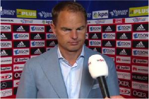 Reactie De Boer en El Ghazi na afloop Ajax – FC Dordrecht