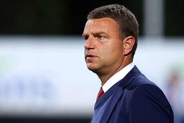 Ulderink nieuwe trainer Ajax Cape Town
