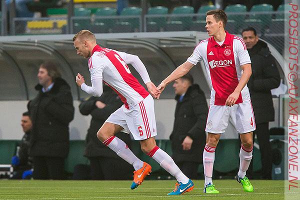 Moisander na gelijkspel tegen Ado: 'Ik vertrek bij Ajax' (Incl video)