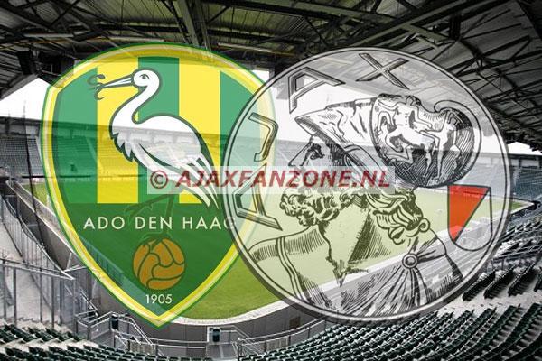 Gametalk Ado - Ajax : Volg de wedstrijd via ons Twitter account en/of praat mee en win!