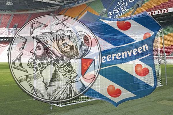 Wijziging aanvangstijdstip thuisduel tegen sc Heerenveen