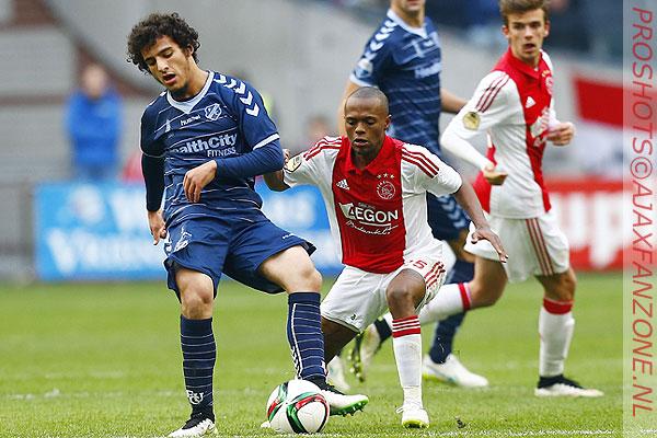 'Ajax laat vraagprijs Serero zakken en overweegt zelfs contract ontbinding'