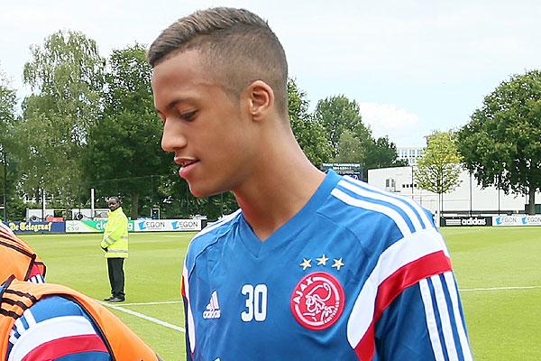NEC - Jong Ajax met Zivkovic