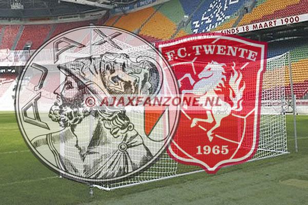 Gametalk Ajax – FC Twente: Volg de wedstrijd via ons Twitter account en/of praat mee en win!