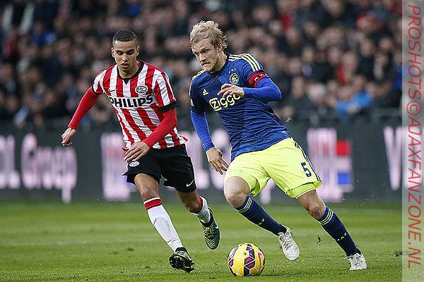 'Boilesen overweegt vertrek bij Ajax'