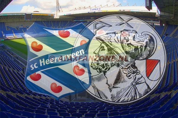 Gametalk Heerenveen - Ajax: Volg de wedstrijd via ons Twitter account en/of praat mee en win een gesigneerde tekening van Justin Kluivert!