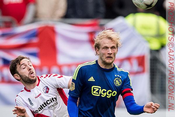 Ajax vraagt 2,7 miljoen voor Boilesen en lijkt transfer te kunnen vergeten