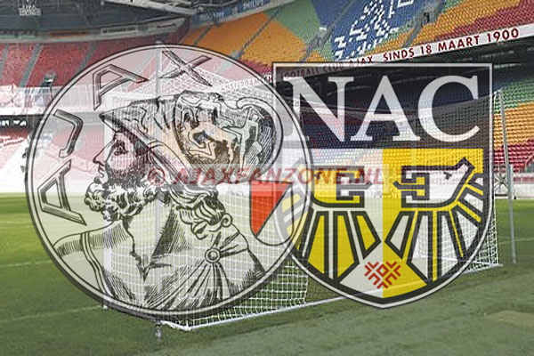 Janssen fluit Ajax - NAC