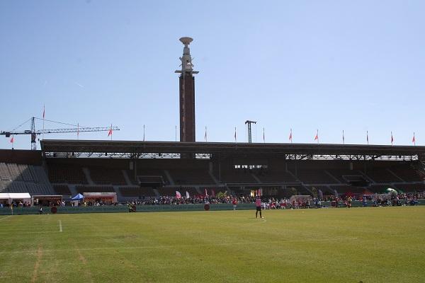 Ajax speelt oefenduel tegen Anderlecht in Olympisch Stadion