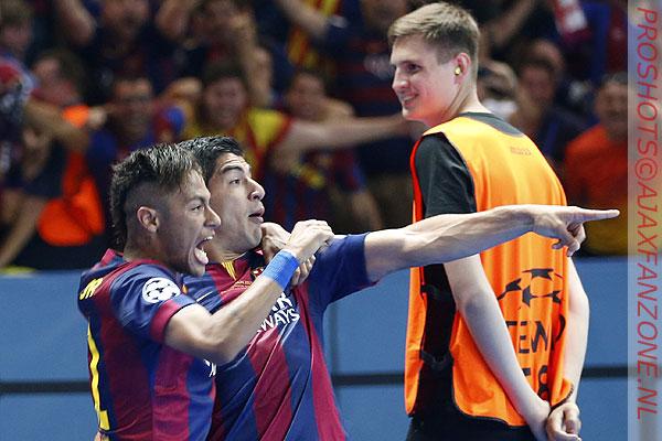 Suarez geniet bij Barcelona maar wil ooit terugkeren bij Ajax