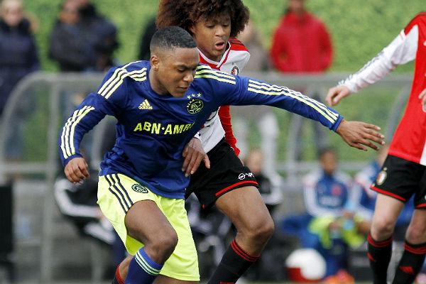Verlenging contract voor drie Jong Ajax spelers