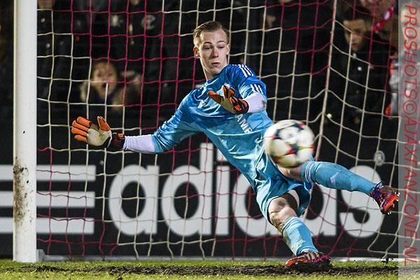 Van Bladeren na medische keuring toch niet naar Helmond Sport
