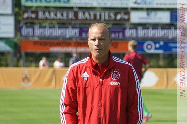 Bergkamp sluit terugkeer bij Ajax uit: 'Is een gesloten boek'
