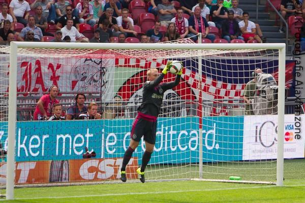 'De Gea naar Real, Cillessen blijft bij Ajax'