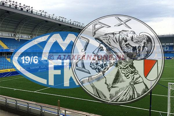 Ajax met selectie van 21 man richting Noorwegen