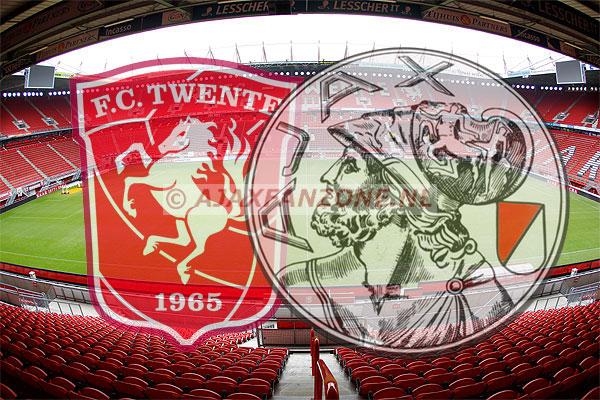 Higler fluit FC Twente - Ajax