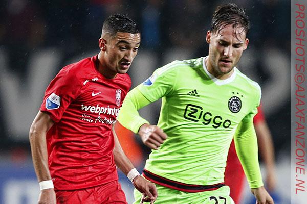 De Boer: 'Ziyech zou prima bij Ajax passen'