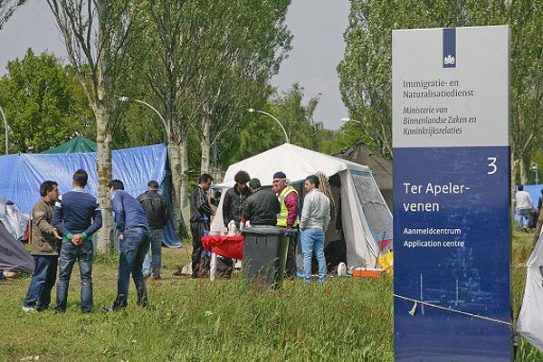 0915vluchtelingenactie
