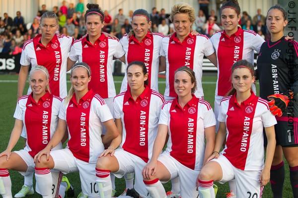 Ajaxvrouwen-Ado den Haag   0-0    11-09-2015-24
