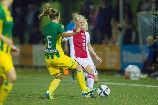 Ajaxvrouwen-Ado den Haag 0-0 11-09-2015-81