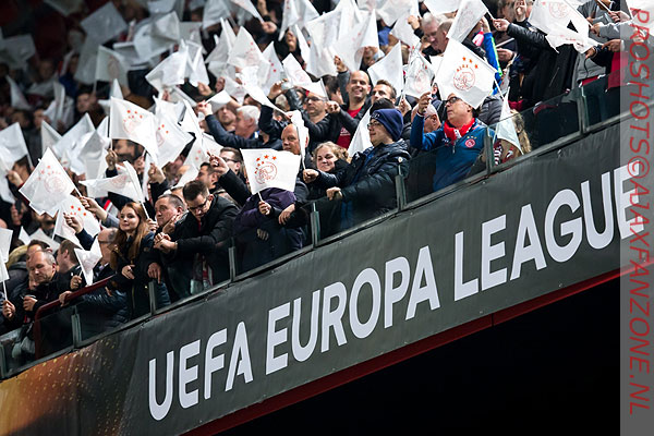 Ajax - FC Kopenhagen zo goed als uitverkocht