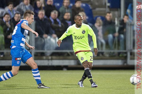 'Serero denkt na over vertrek bij Ajax'