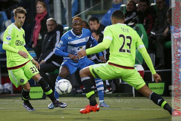 'ADO wil Becker overnemen van Ajax'