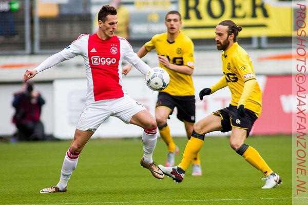 Fotoverslag Roda-Ajax