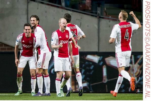 Fotoverslag Ajax - AZ