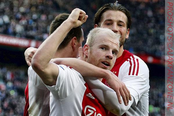 Klaassen verkoopt 'nee' aan Napoli en blijft bij Ajax