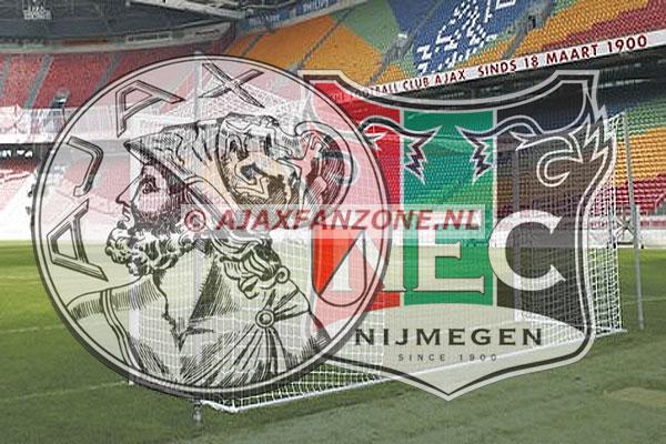 Ajax verzuimt koppositie te pakken door gelijkspel tegen ...
