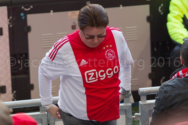 Fotoverslag Ajax – NEC | AjaxFanzone.NL