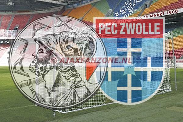 PEC Zwolle niet naar rechter, wedstrijd tegen Ajax op 13 maart