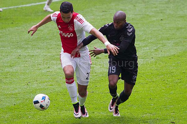 Ajax en Lille akkoord over transfer El Ghazi