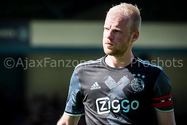 'Davy Klaassen niet naar de Serie A maar blijft bij Ajax'