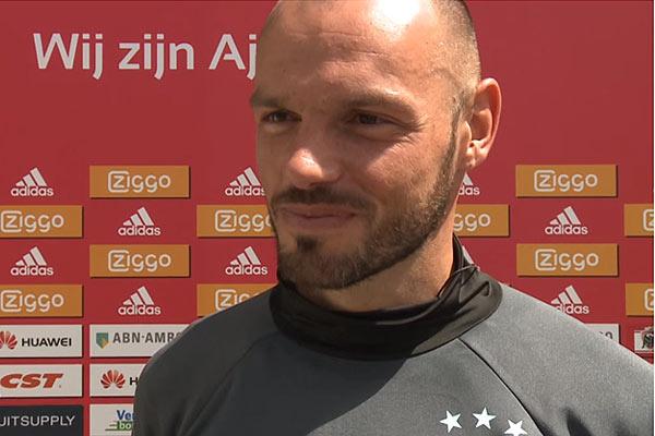 Westermann: 'De druk bij Ajax is enorm'