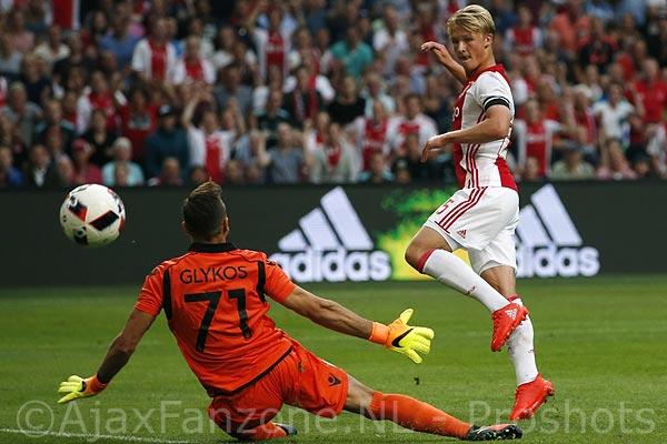 Ajax Paok: Fotoverslag En Video's Ajax-PAOK