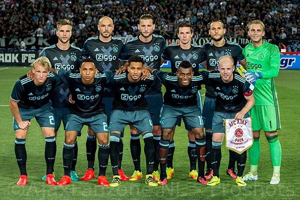 Ajax Paok: Fotoverslag En Video's PAOK Saloniki – AJAX