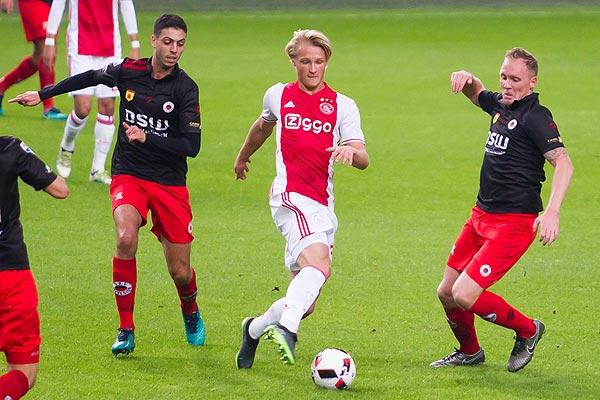 Gametalk Ajax – Excelsior: Volg de wedstrijd via ons Twitter account en/of praat mee en win!