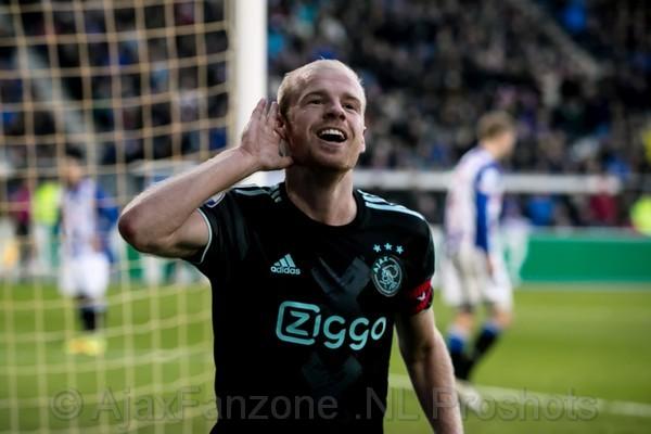 Ajax wil minimaal 25 miljoen voor Davy Klaassen