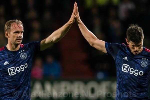 De Jong: 'We maken veel goals, maar we starten soms moeilijk'