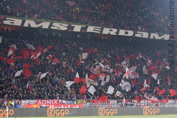 Ajax Ventos Europese Highlights 2018 (Incl video)
