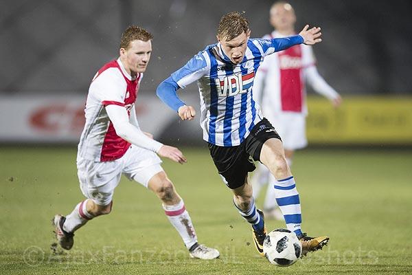 Dani de Wit: 'Zit goed met het zelfvertrouwen, Wij zijn Ajax'