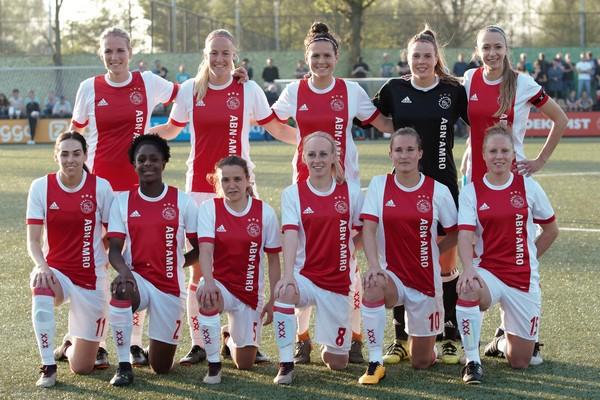 Ajax Vrouwen bereiken bekerfinale na 0-1 winst tegen SC Heerenveen