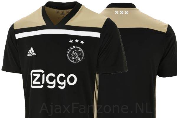 Uitslag prijsvraag: Wie wint het Ajax-shirt?