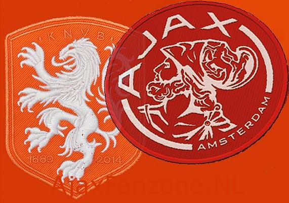 Zes Ajacieden in voorselectie Oranje voor duels tegen Letland en Gibraltar