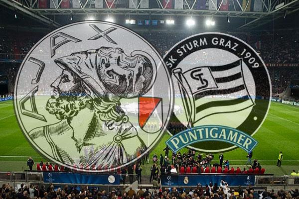 Ajax - Sturm Graz uitverkocht