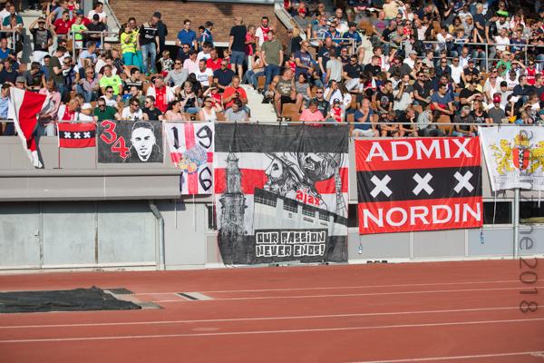 Geen Ajax-fans toegestaan bij oefenduel tegen Anderlecht in Brussel