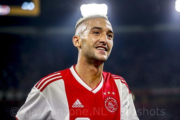 'Ajax moet FC Twente bonus betalen voor Ziyech vanwege bereiken Champions League'